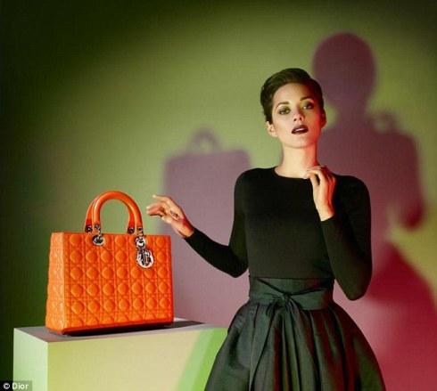 Marion Cotillard Dior 1