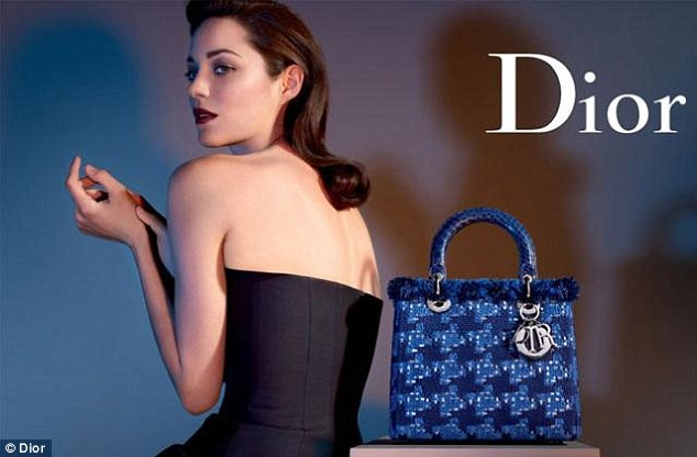 Marion Cotillard Dior 4