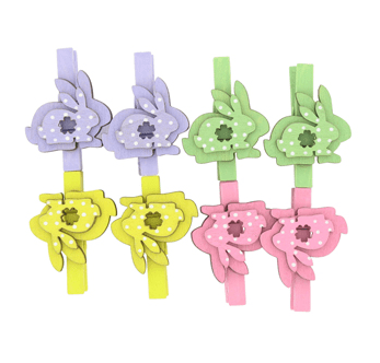 Paperchase Bunny pegs – £4.75