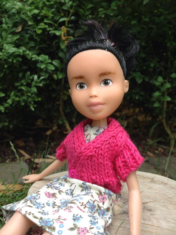 Ruthie doll after