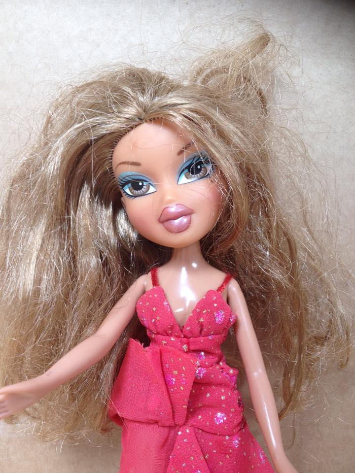 Ruthie doll before 2