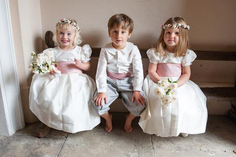 The prettiest high street flower girl dresses frilly pretty things amelia brennan silk flower girl dress mightylinksfo