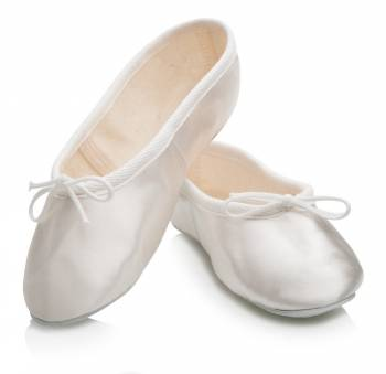 Katz flower girl ballet shoes