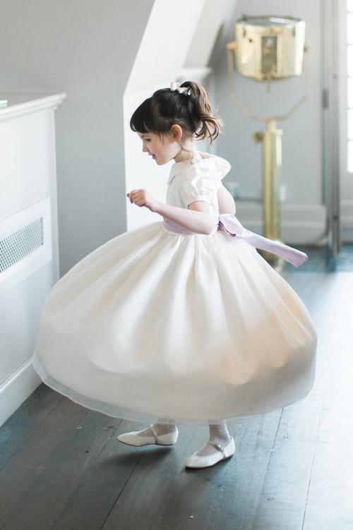 The prettiest high street flower girl dresses