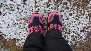 Inviger nya skorna. Altra Lone Peaks 3.0