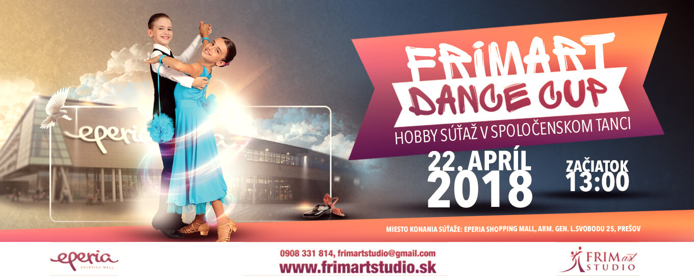 FRIMART DANCE CUP