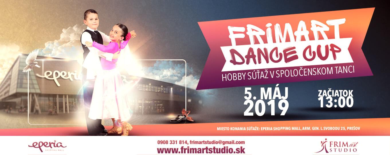 FRIMART DANCE CUP 2019