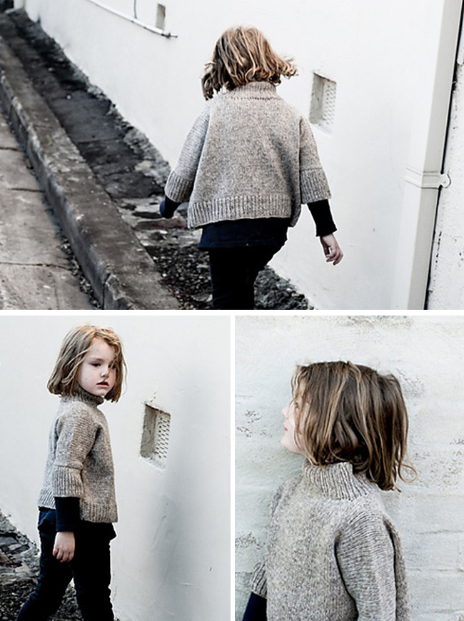 rubble sweater knitting pattern