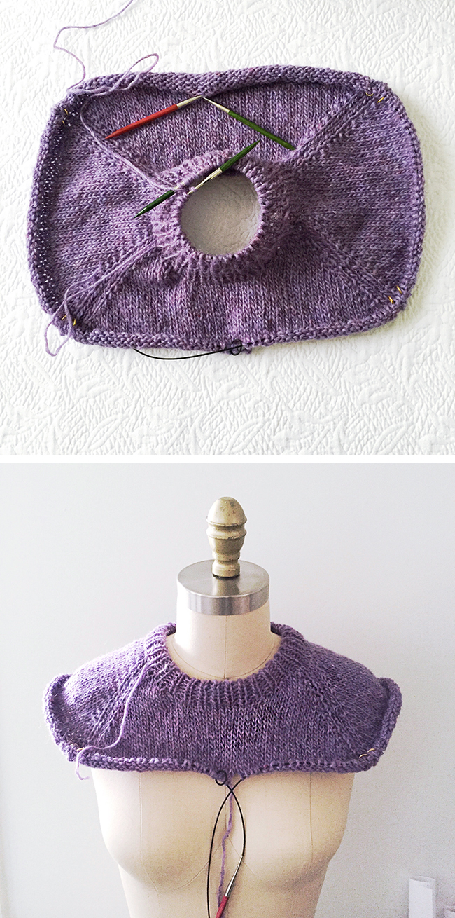 b65e53ded921 How to improvise a top-down sweater
