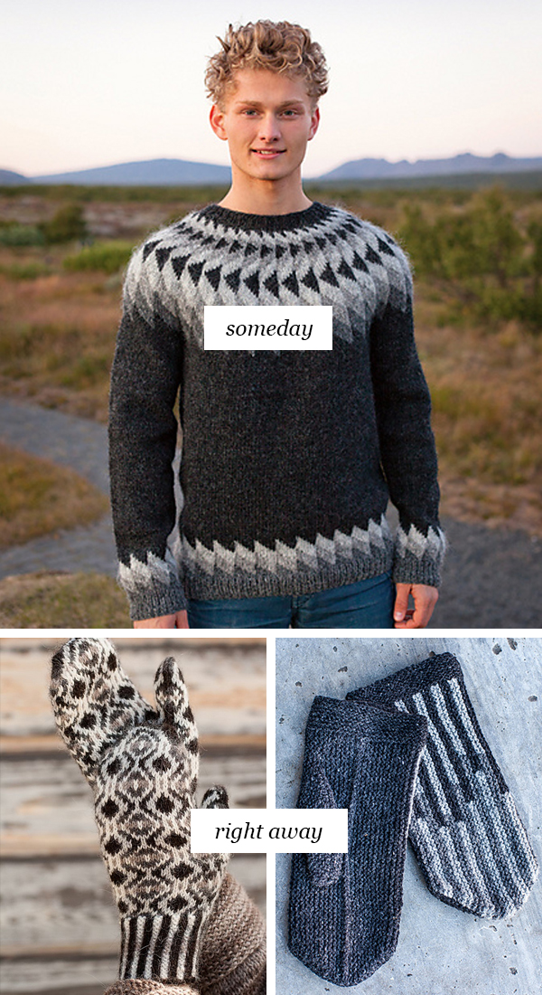 Someday vs Right Away: Nordic delights
