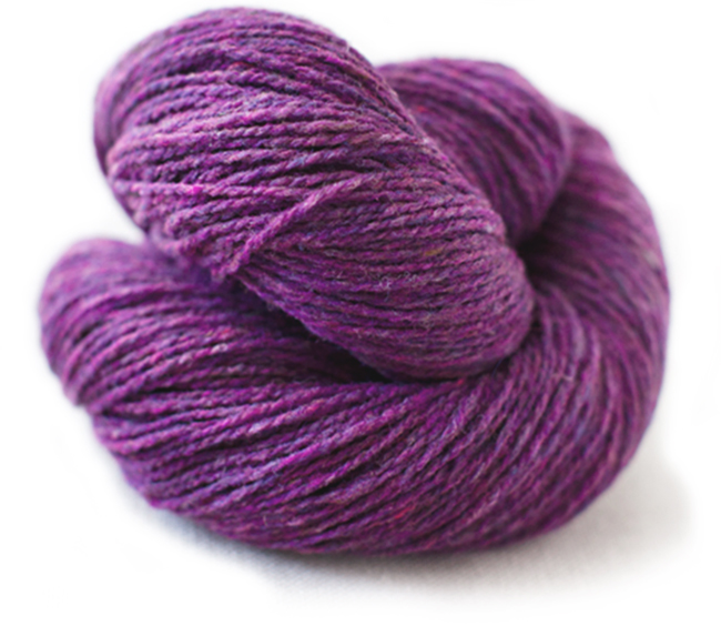 Brooklyn Tweed Thistle: Color of the Year