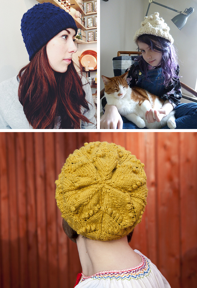New Favorites: Bobble hats