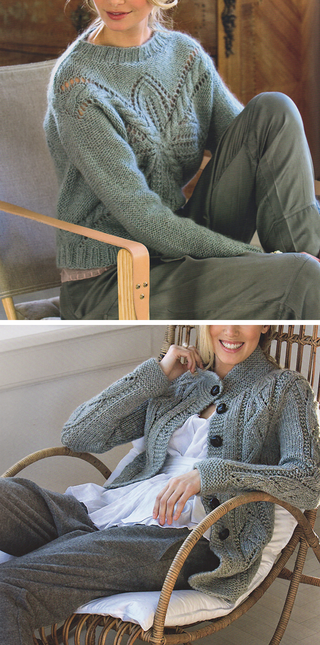 New Favorites: the other Lena Holme Samsoe sweaters