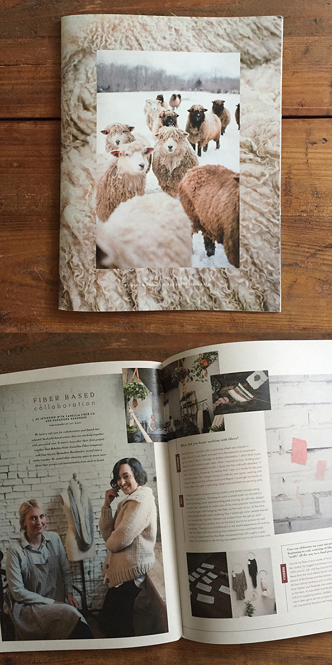 Study: the Wool Issue