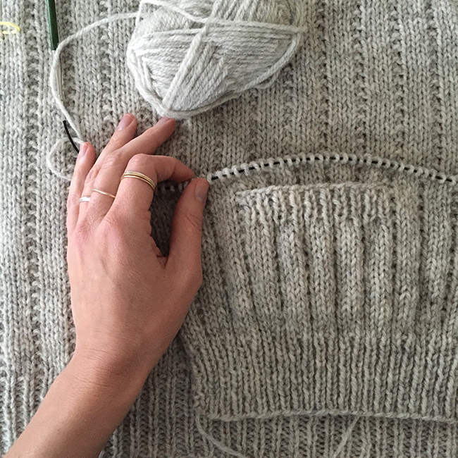 Q for You: What's your favorite little knitting thrill?