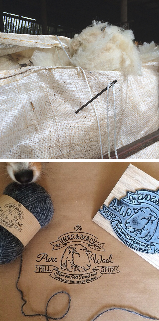 Farm to needle: Benjamin Hole talks about getting into the yarn biz
