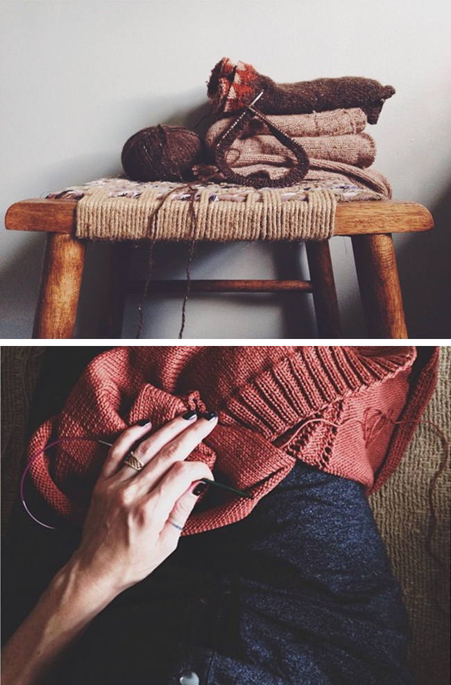 Our Tools, Ouselves: Courtney Spainhower (Pink Brutus Knits)