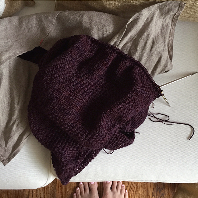 Q for You: What tests your love of knitting?