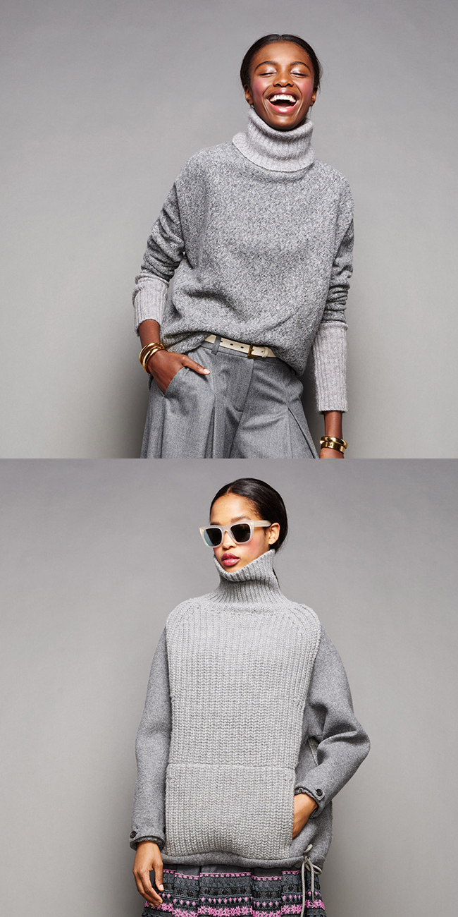Next of the Best of Fall 2015: Major turtlenecks