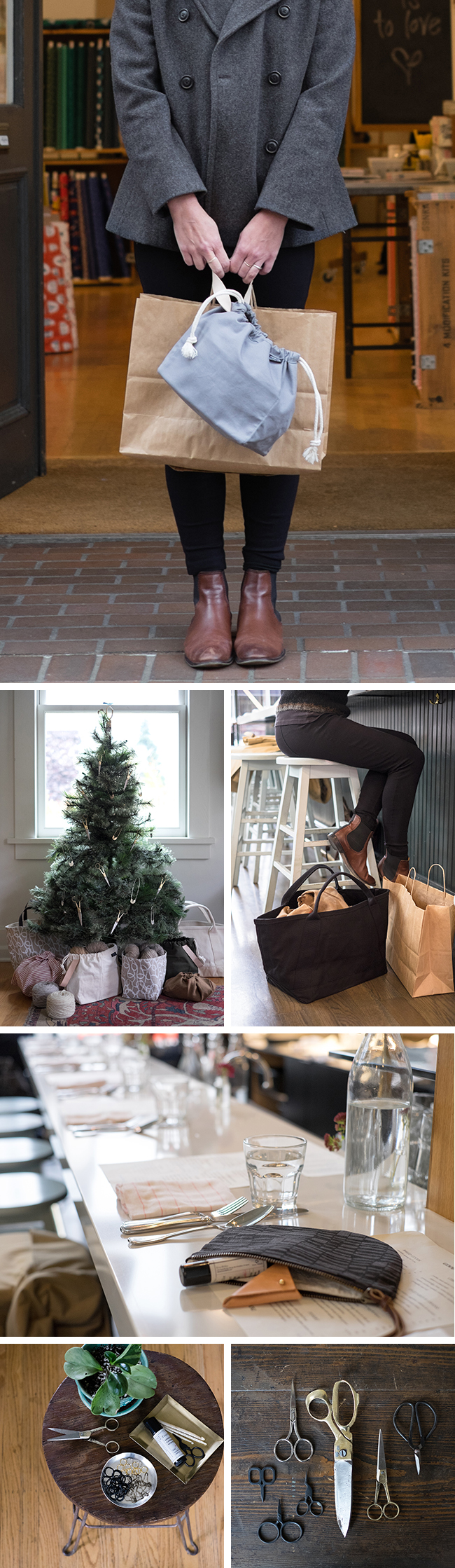 IT'S HERE! The Fringe Holiday Lookbook 2015