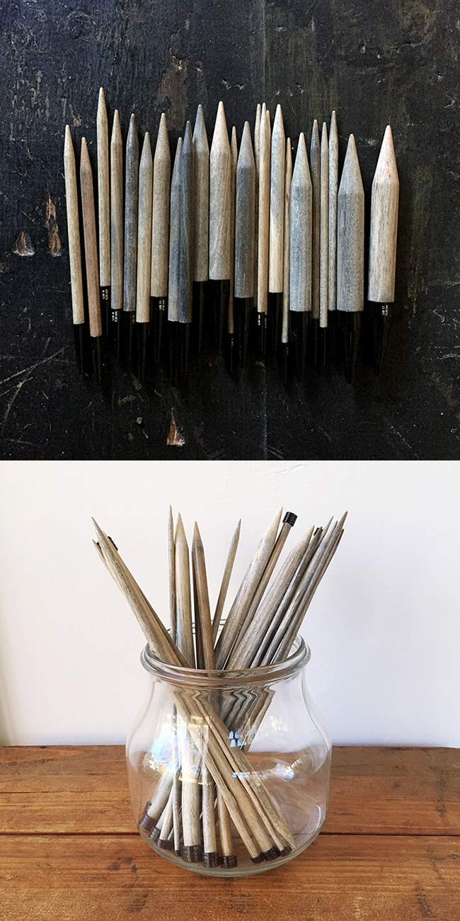 """Top 10 ways to improve your knitting life this holiday season: Lykke """"Driftwood"""" needles"""