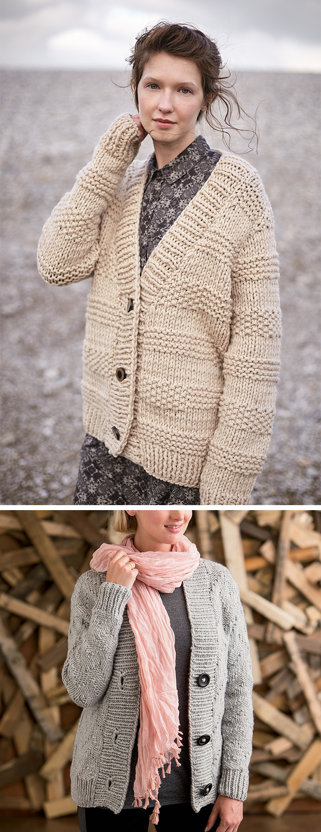 New Favorites: Bulky cardigans