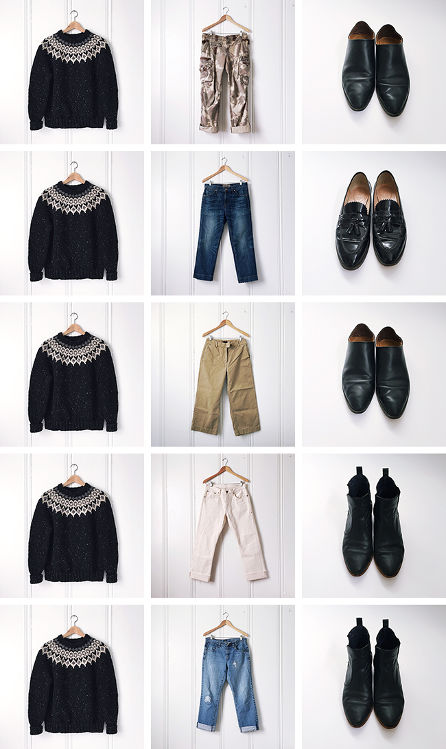 St. Brendan: The outfits!