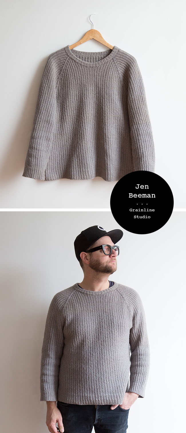 Top-Down Knitalong FO No. 4: Jen Beeman