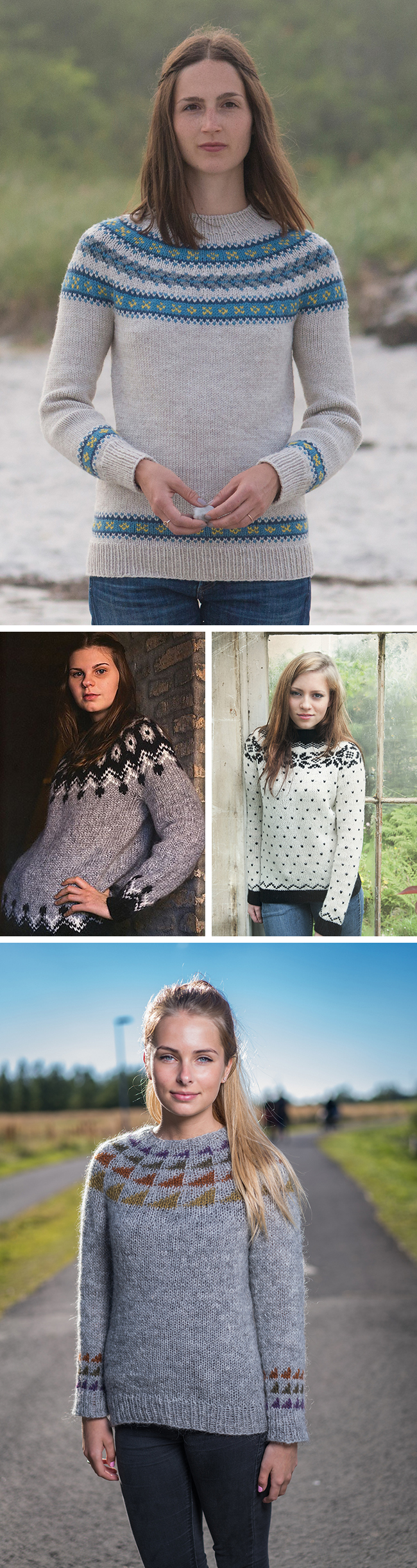 Make Your Own Basics: The ski sweater