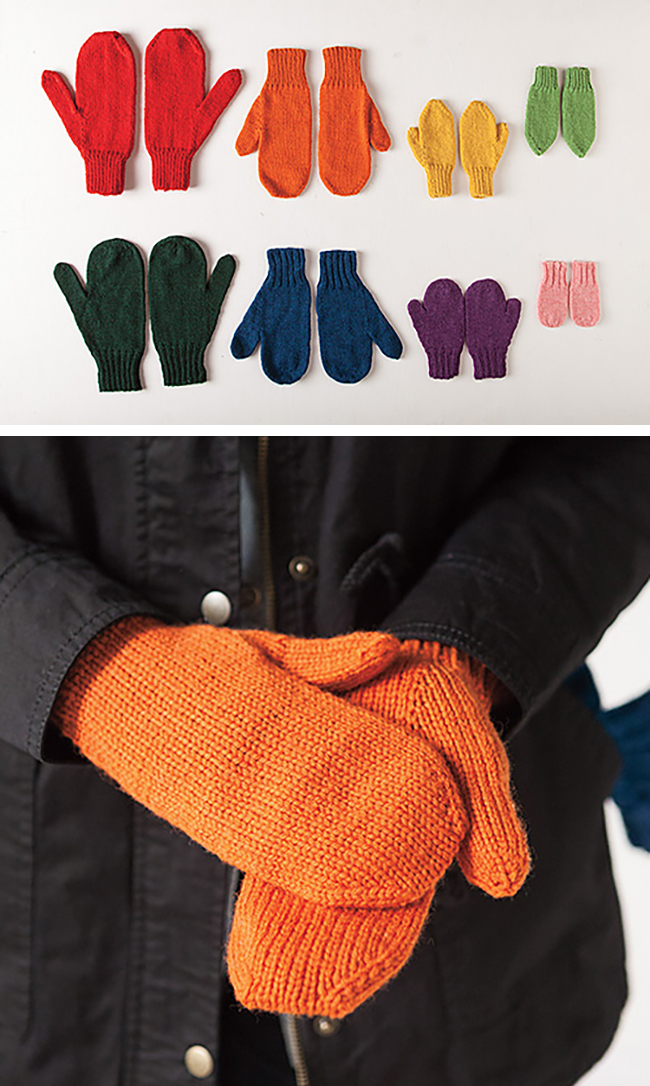 Make Your Own Basics: Mittens and mitts