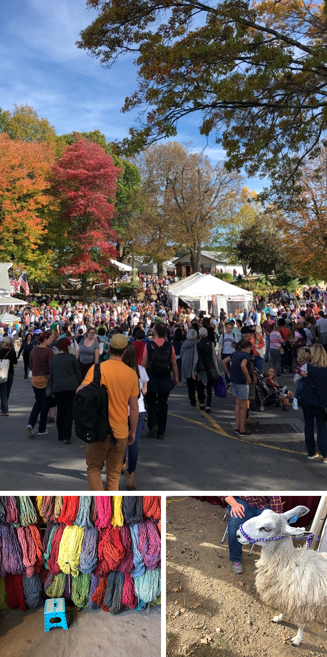 Scene and bought at Rhinebeck