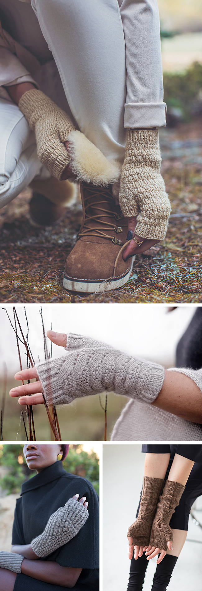New Favorites: Textured mitts