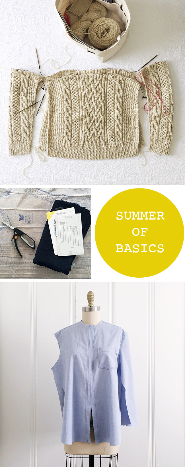 Get planning! Summer of Basics is coming!