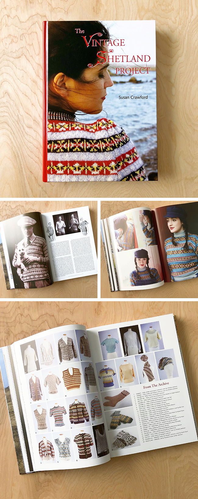 Must-have books: The Vintage Shetland Project