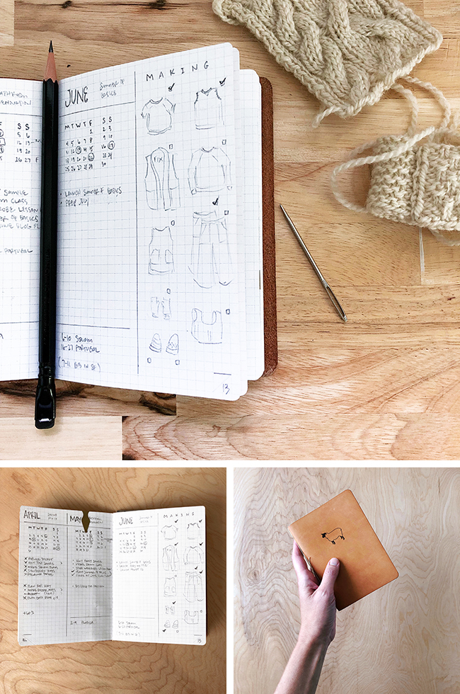 My pocket-sized life: One maker's bullet journal