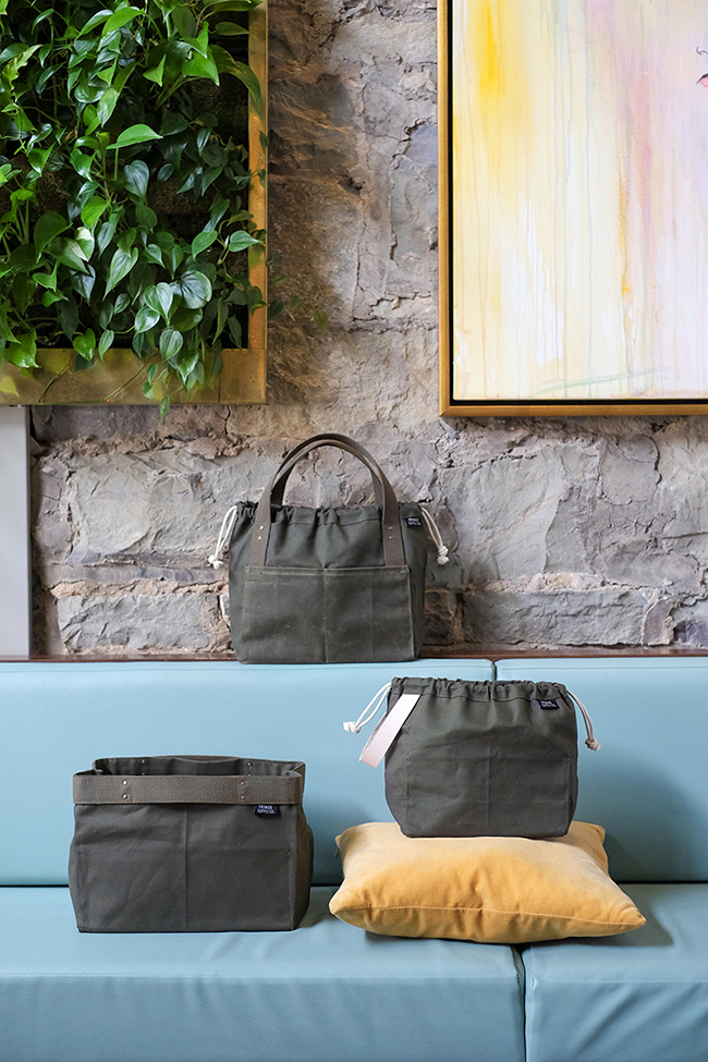A new Field Bag + Elsewhere