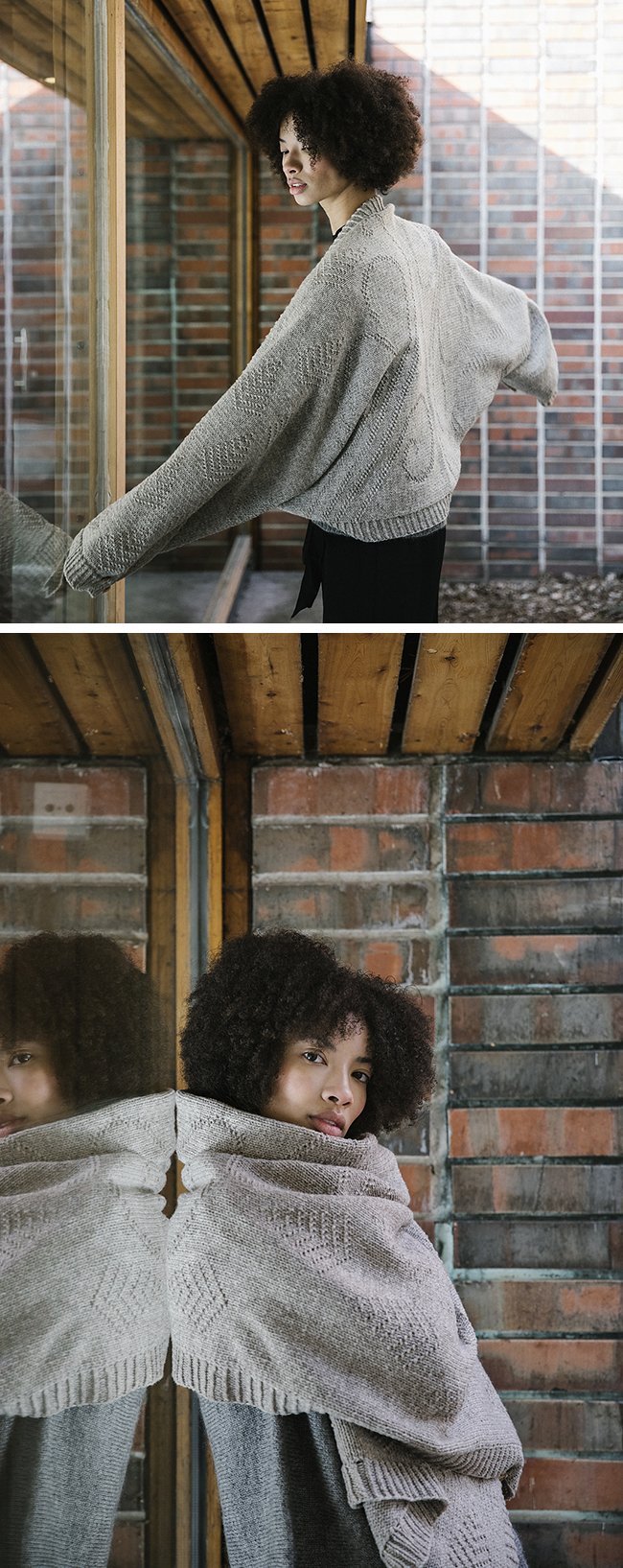 New Favorites: Pasvik knitting pattern by Julie Knits in Paris