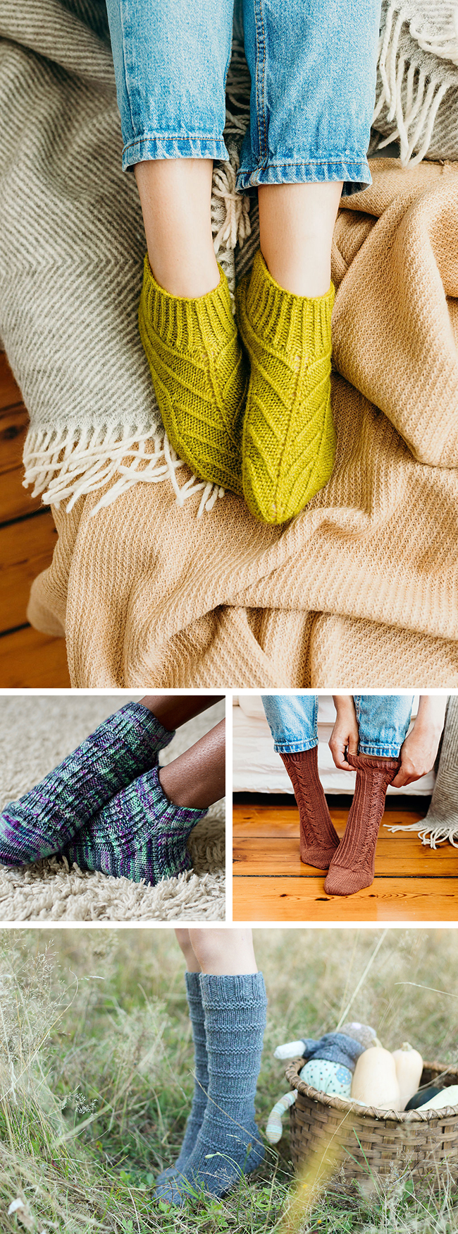 New Favorites: Serious sock temptations