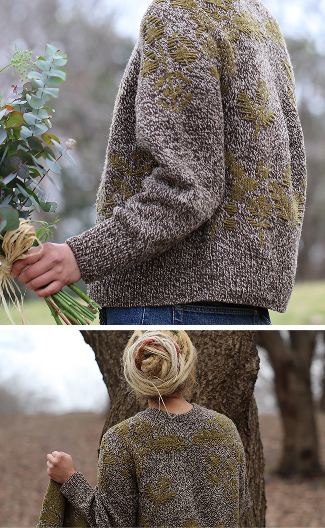 Best knitting patterns of the year (Bouquet by Junko)