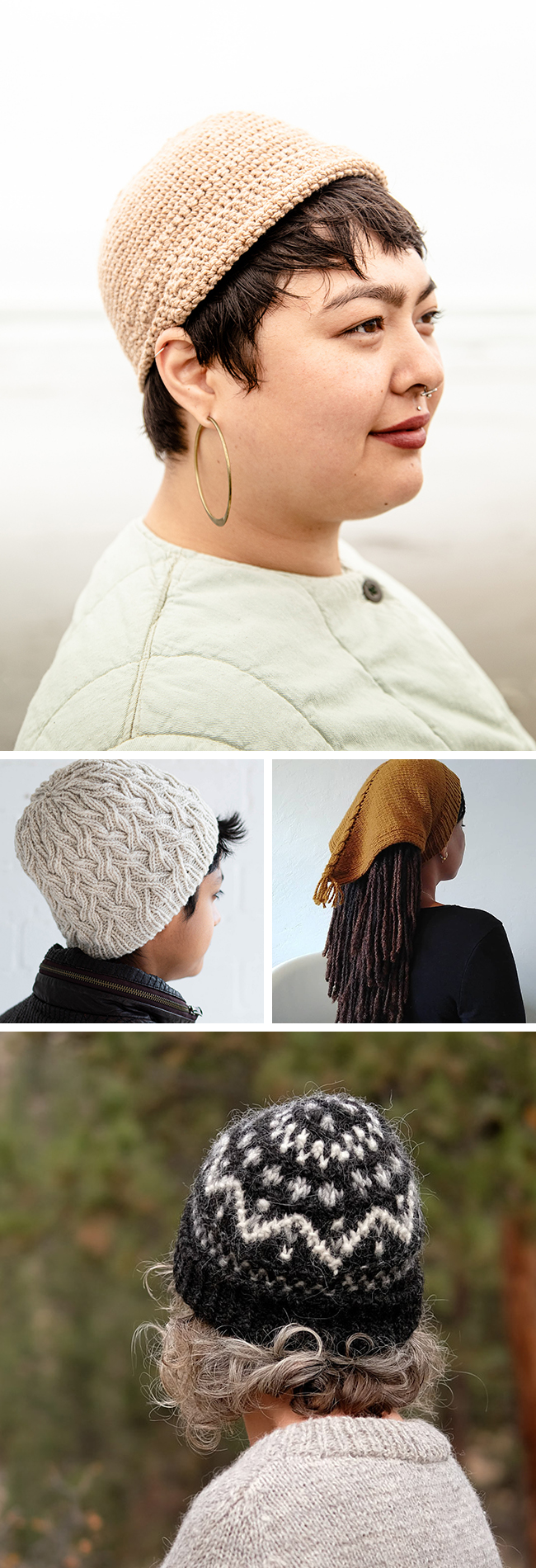 Best knitting patterns of the year (hats)