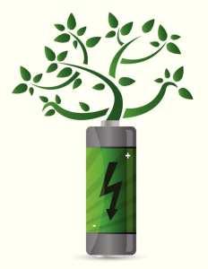 tree battery
