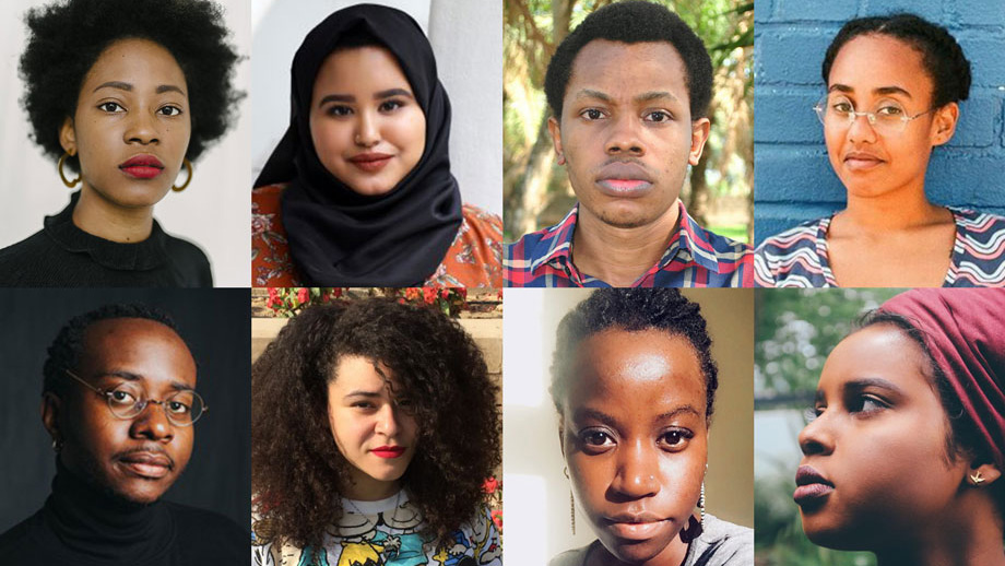 Brunel International African Poetry Prize 2018 shortlist announced