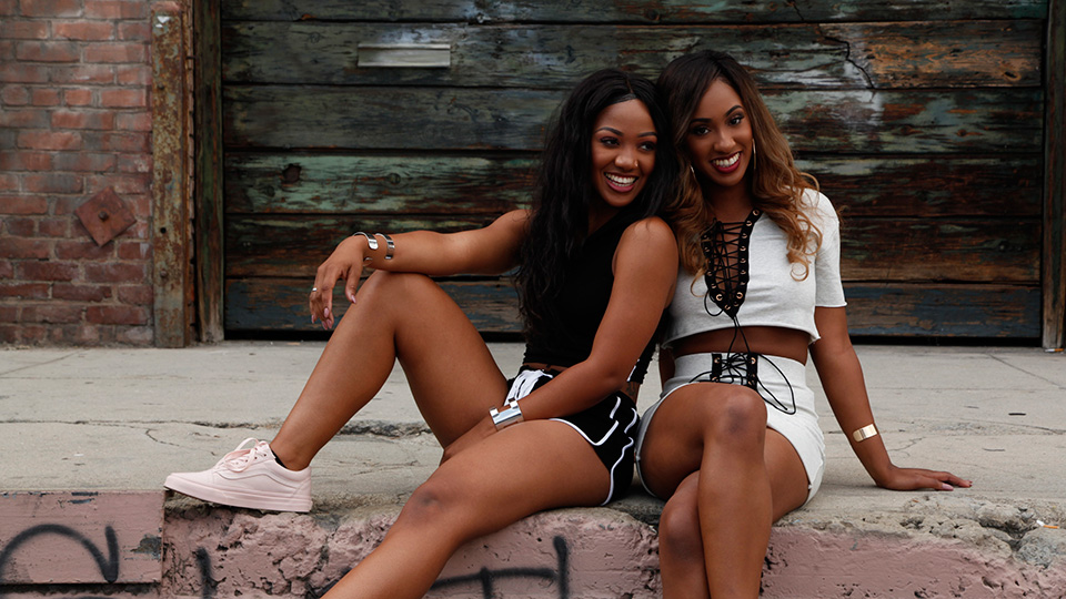 Niki & Niyah have got your date night covered with 'Late Night'