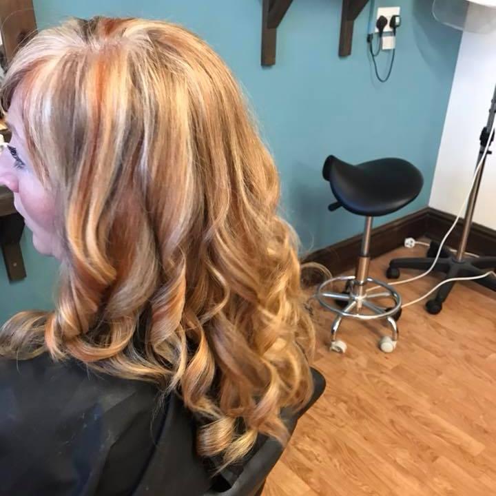 Ladies Womens Hair Cuts at Fringe Hair Salon Newquay