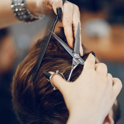 Mens Hair Cuts at Fringe Hair Salon Newquay