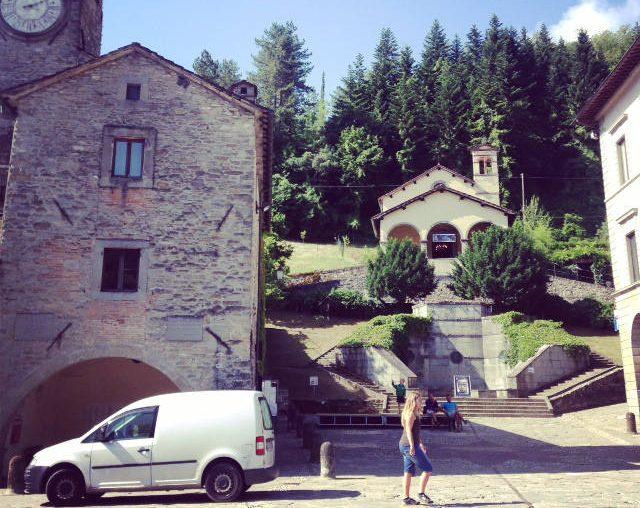 Dove fare Campeggio libero in Italia Palazzuolo