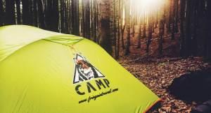 dove fare campeggio libero in Italia