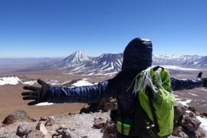 video scalare vulcano cile fringeintravel