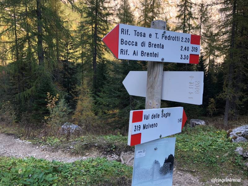 Trekking Lago Molveno escursioni e sentieri5