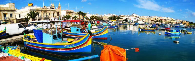 Trekking a Malta